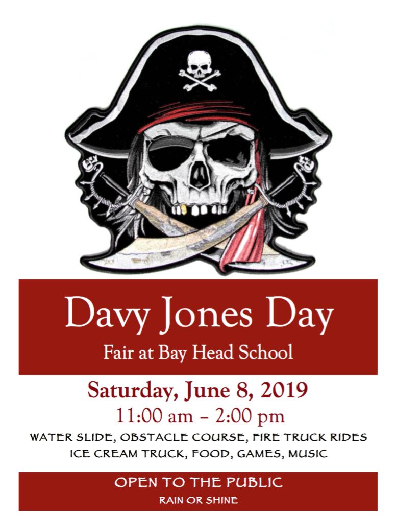 Davy Jones Day 2019