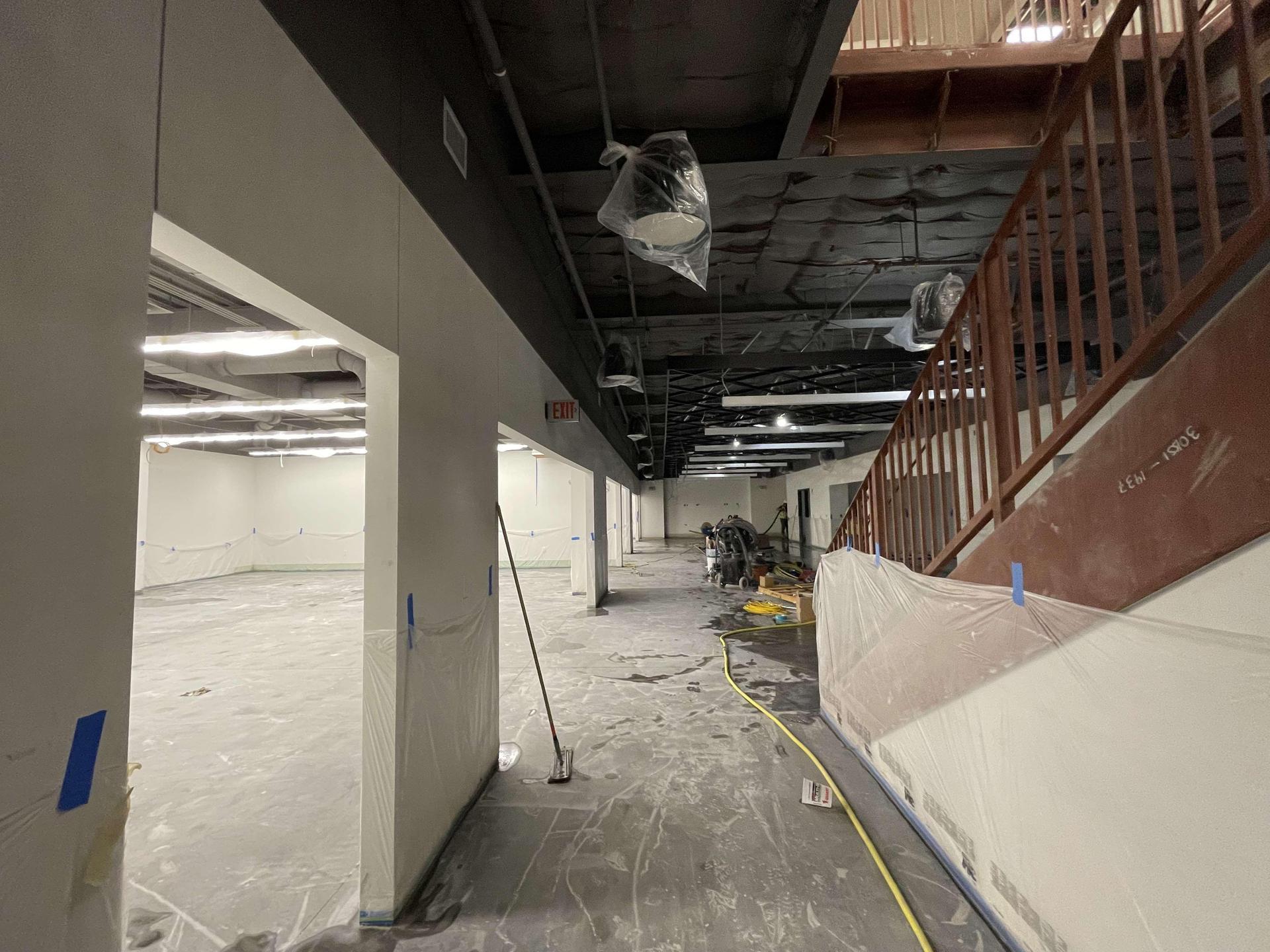 HPHS Construction