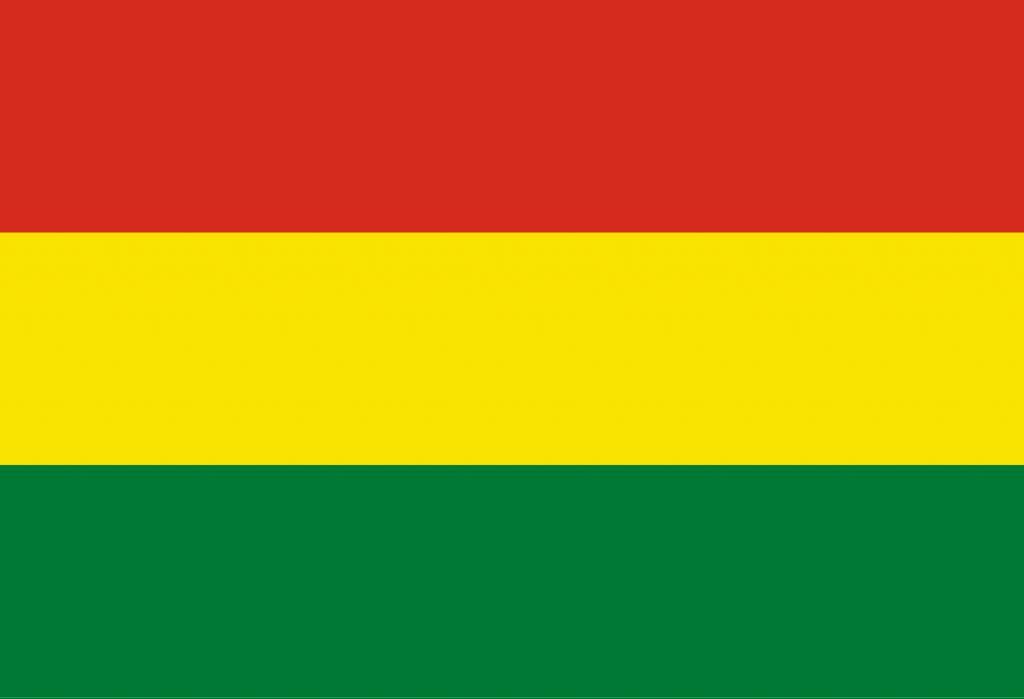 Bolivia's Flag