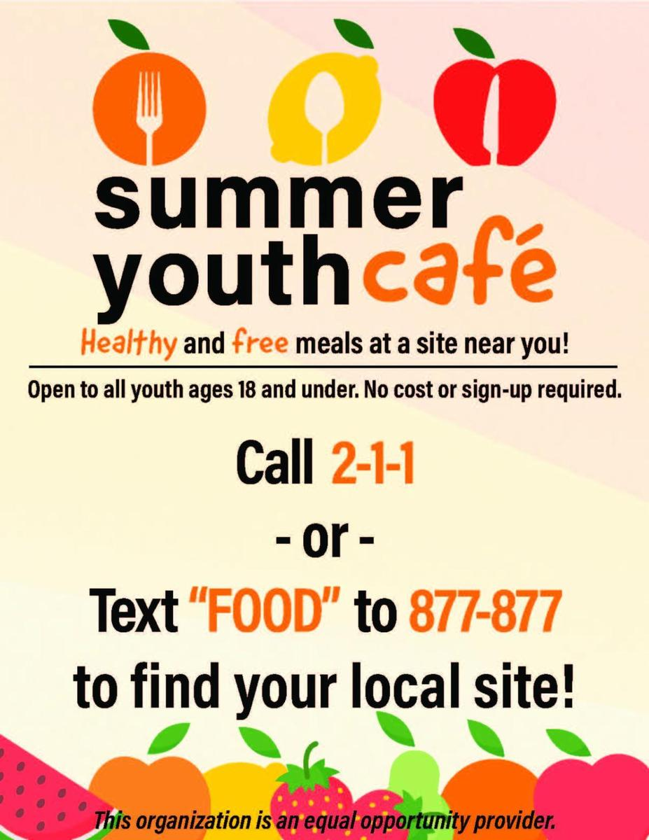 Summer Youth Cafe