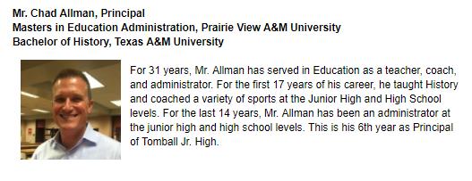 Mr. Allman photo and bio