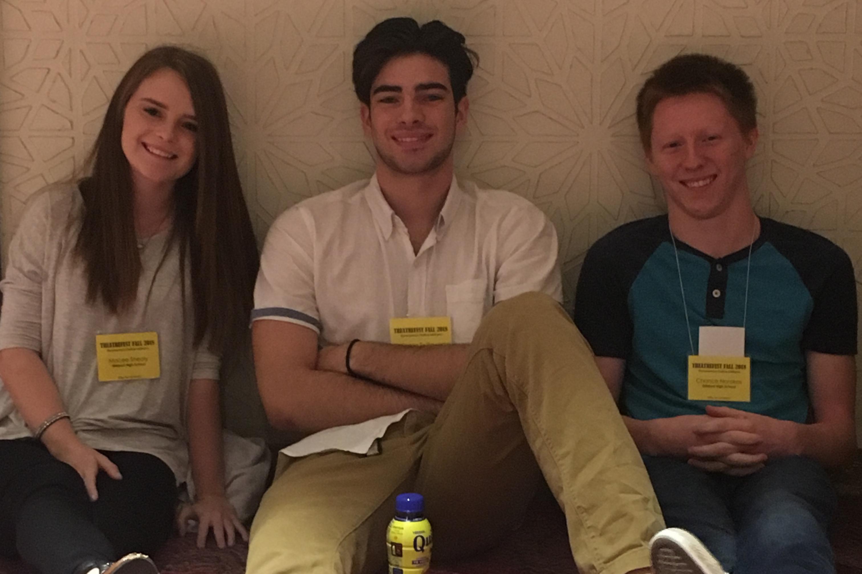 Chance, Ty, & Macee