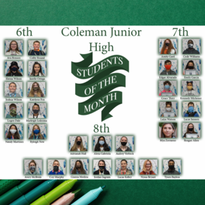 collage of 30 students