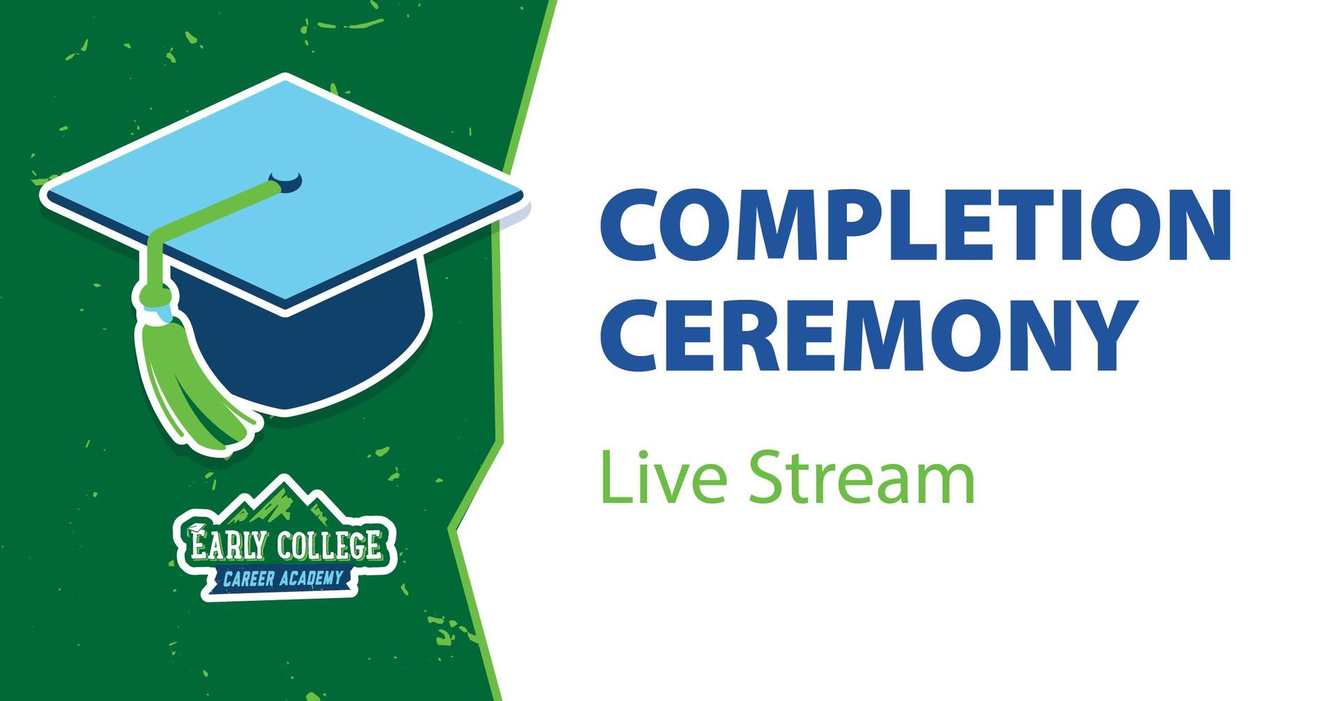 ECCA graduation ceremony