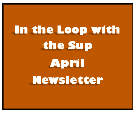 In the Loop with the Sup Newsletter Featured Photo