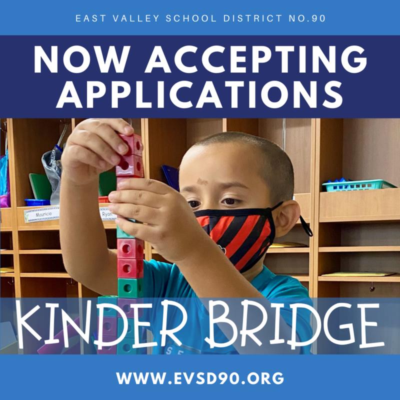 Kinder BRIDGE application information