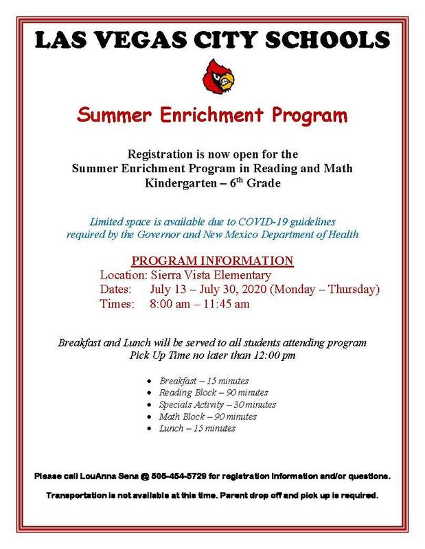 Summer Enrichment Program