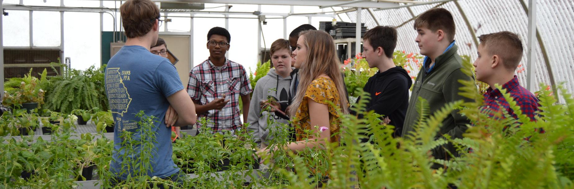 EHS greenhouse