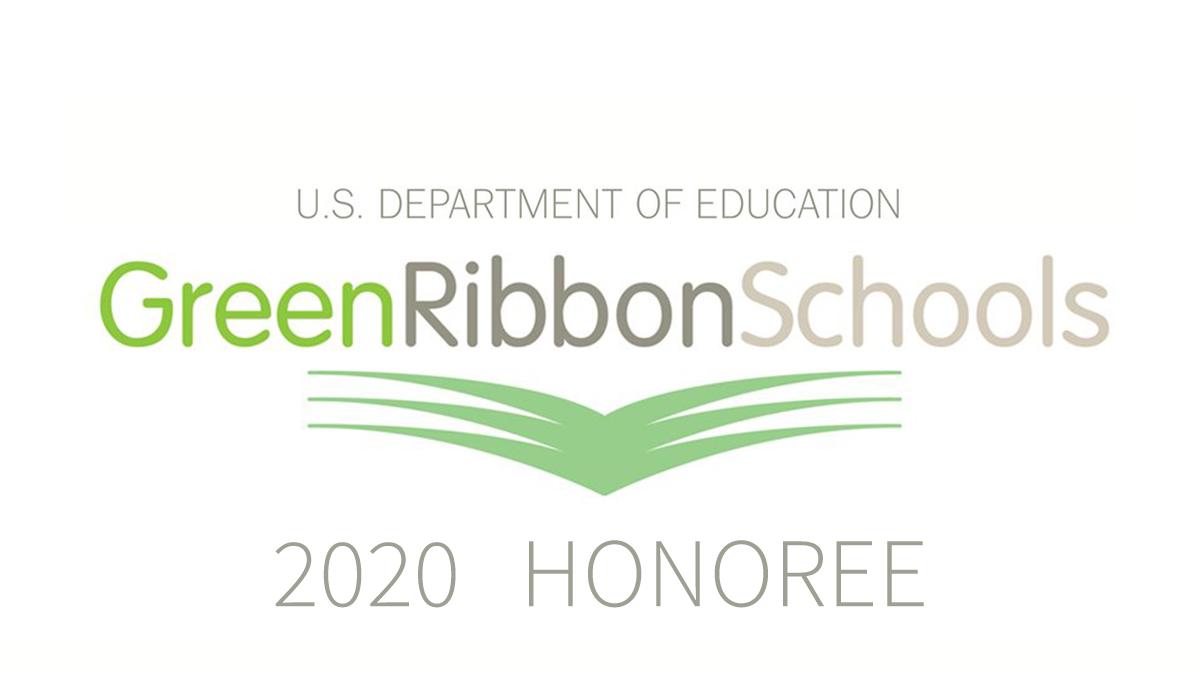 green ribbon awardee