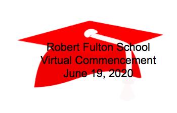 Congratulations Robert Fulton School Class of 2020 Featured Photo