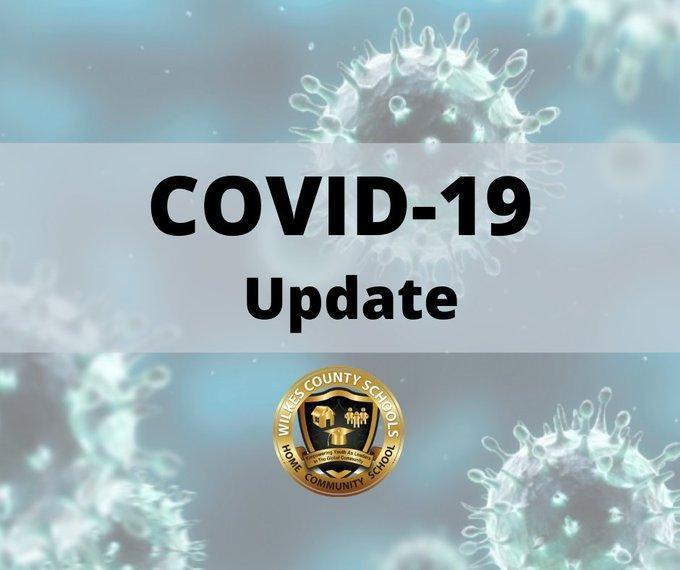 Convid-19 Update