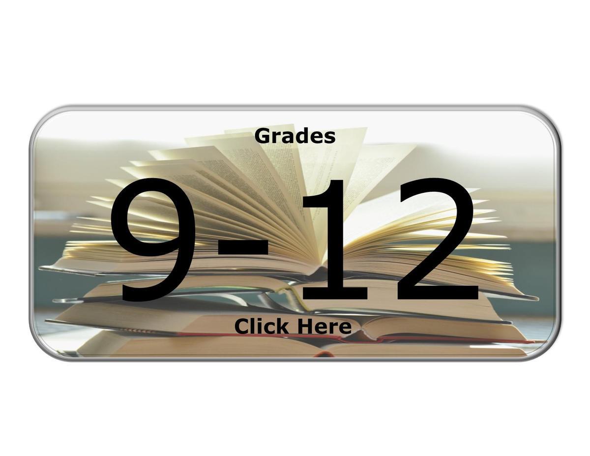 9-12 grade button