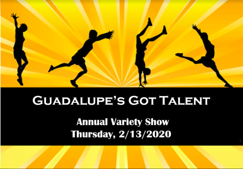 Guadalupe's Variety Show 2020! Featured Photo