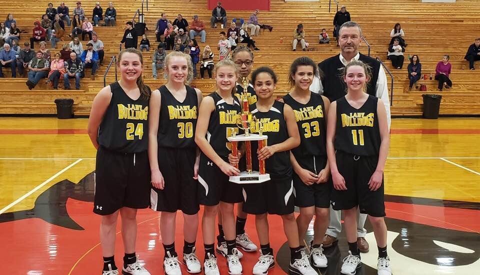 7th girls basketball