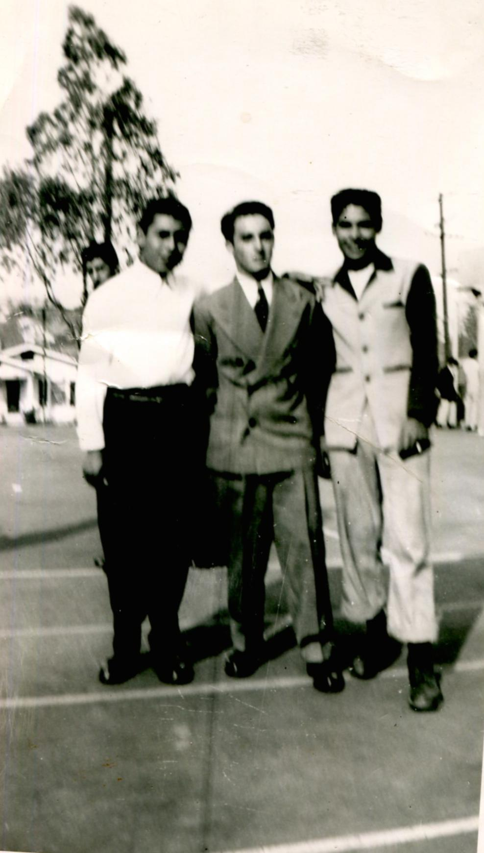 1947 Belvedere J.H. Senors 'AVE' and Manuel Fernandez