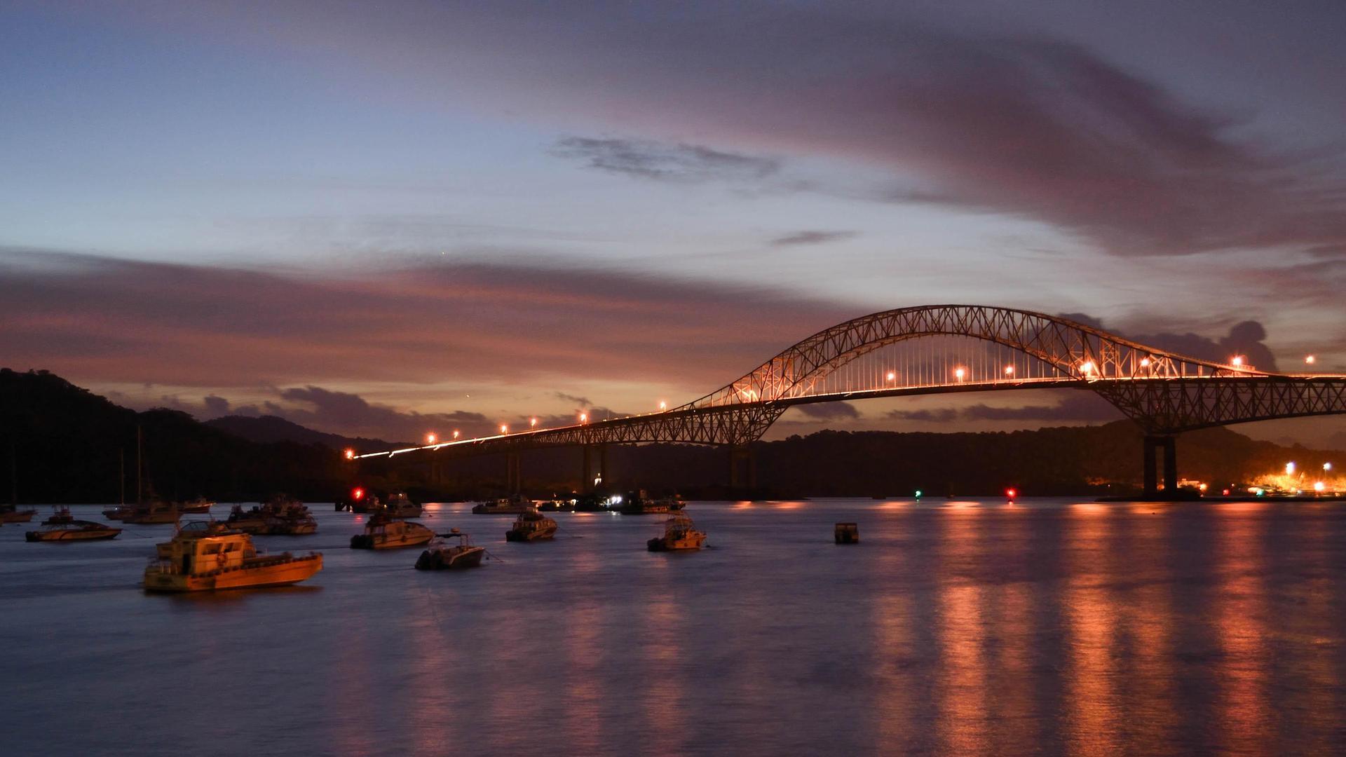 Puente de Las Americas (Panamá)