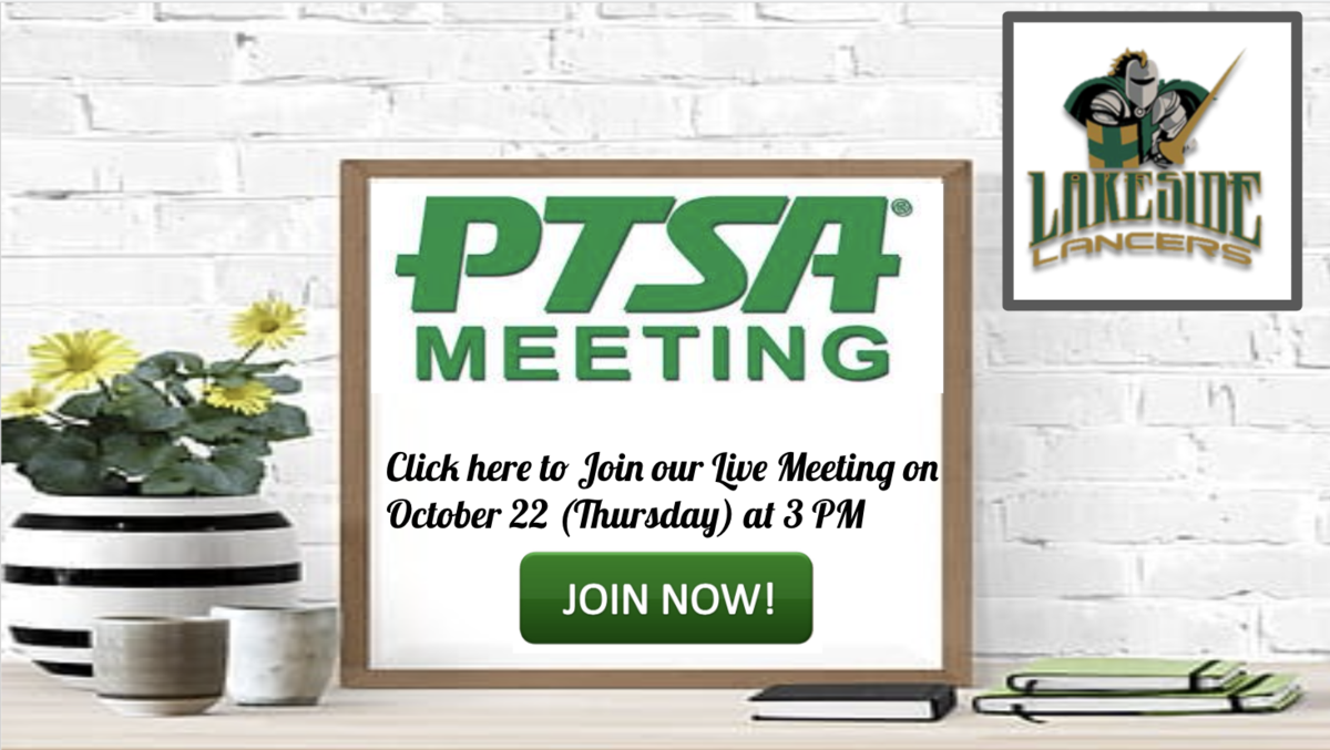 PTSA Button