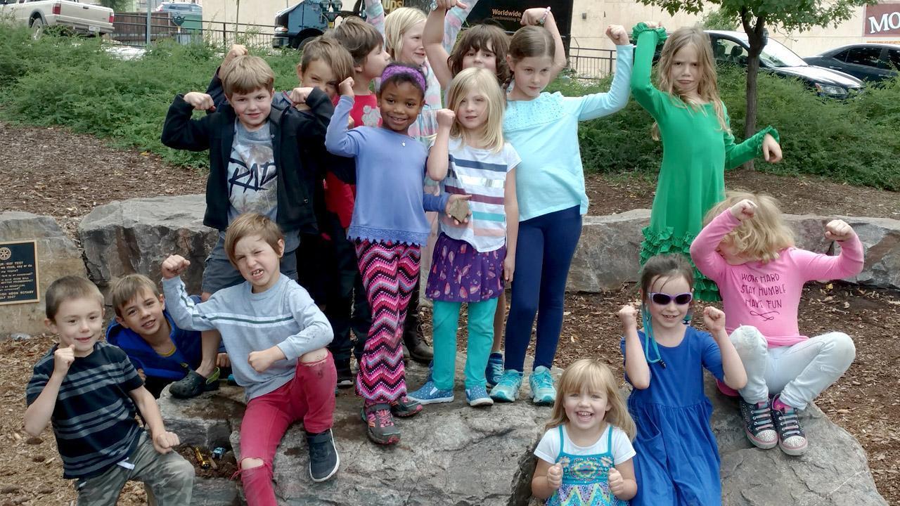 Juniper School Park Recess