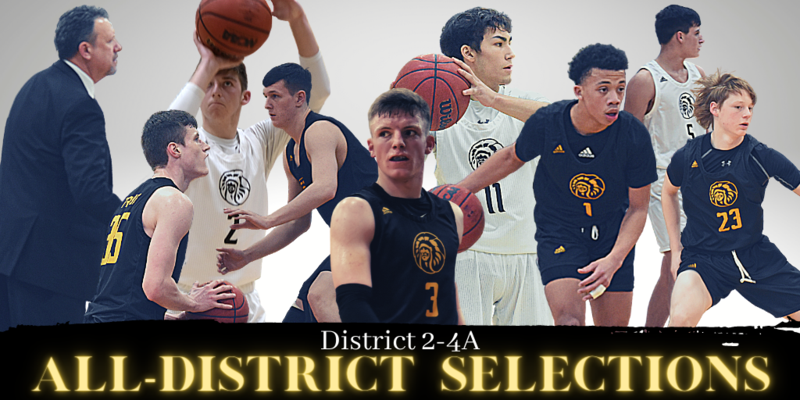 boys post for all district honors