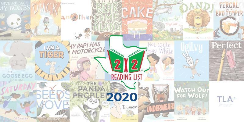 2020 2X2 Reading List Announced