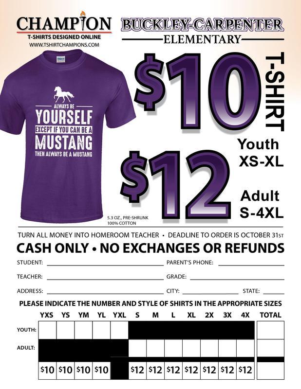 Spirit Shirt Sale Thumbnail Image