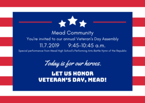 Join Us to Honor Our Heroes!