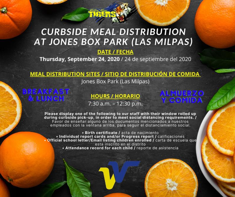 CURBSIDE MEALS AT JONES BOX PARK! Thumbnail Image