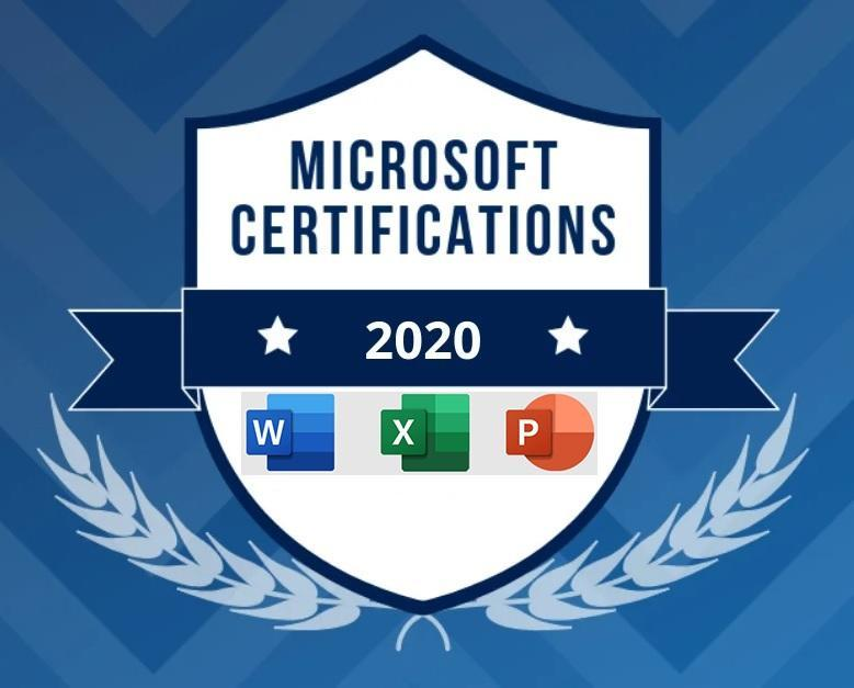 111 Microsoft Office Specialist Certifications Earned in 19-20 Featured Photo