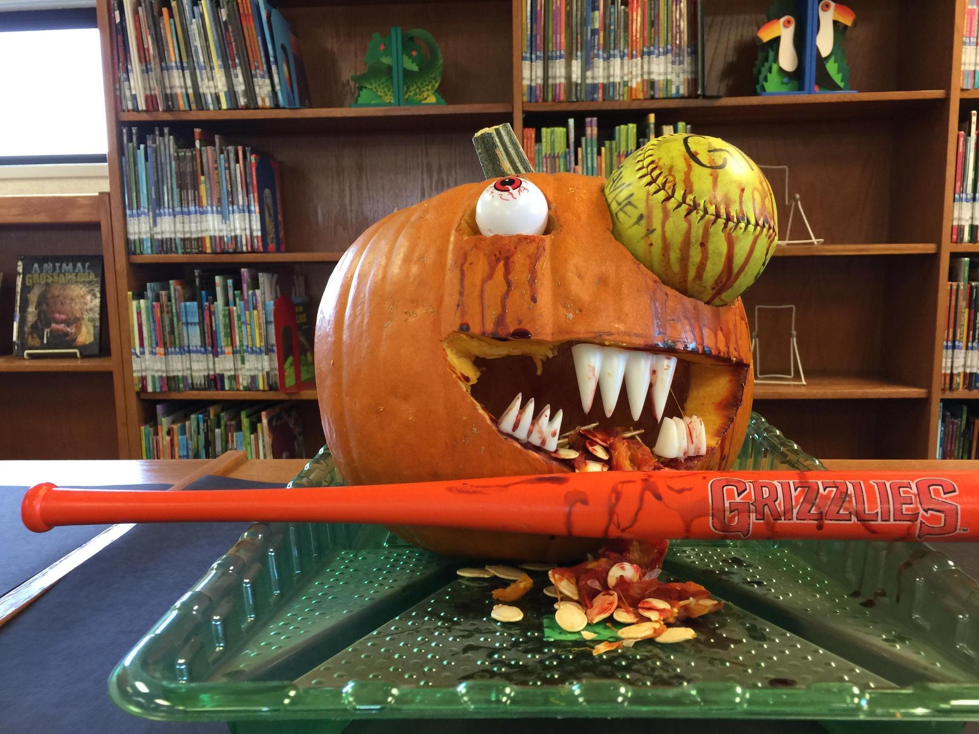 Pumpkin Funv