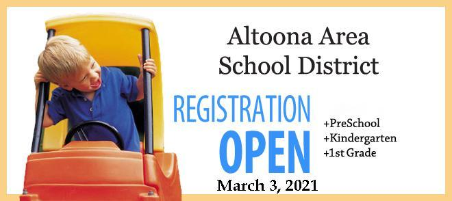 2021-2022 Kindergarten Registration Thursday, March 18, 2021 Featured Photo