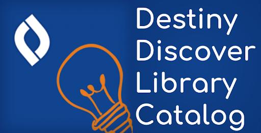 Destiny Discover Library Catalog