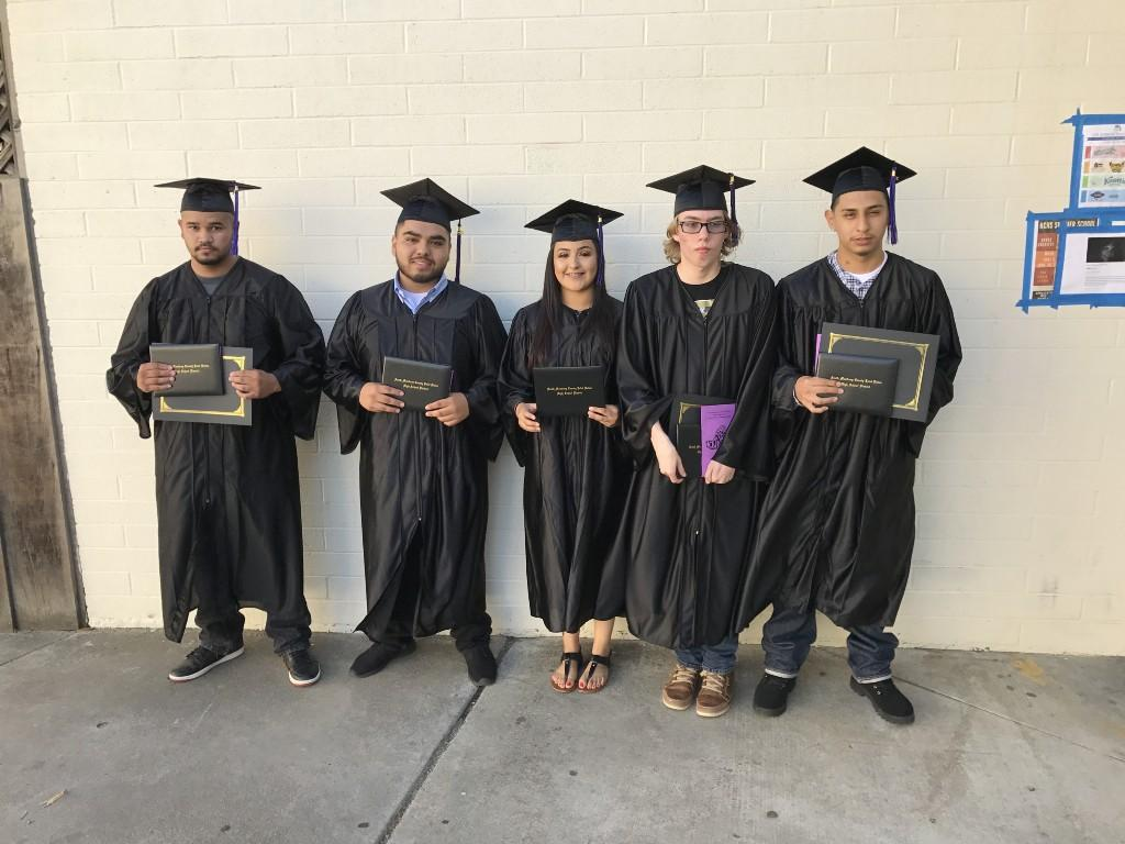 PBHS Graduates