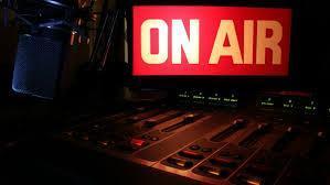 image saying on air