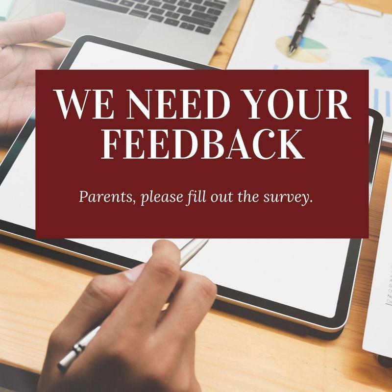we need your feedback