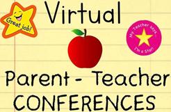 Virtual Parent-Teacher Conferences / Conferencias virtuales de padres y maestros Featured Photo