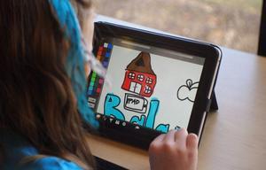 student iPad