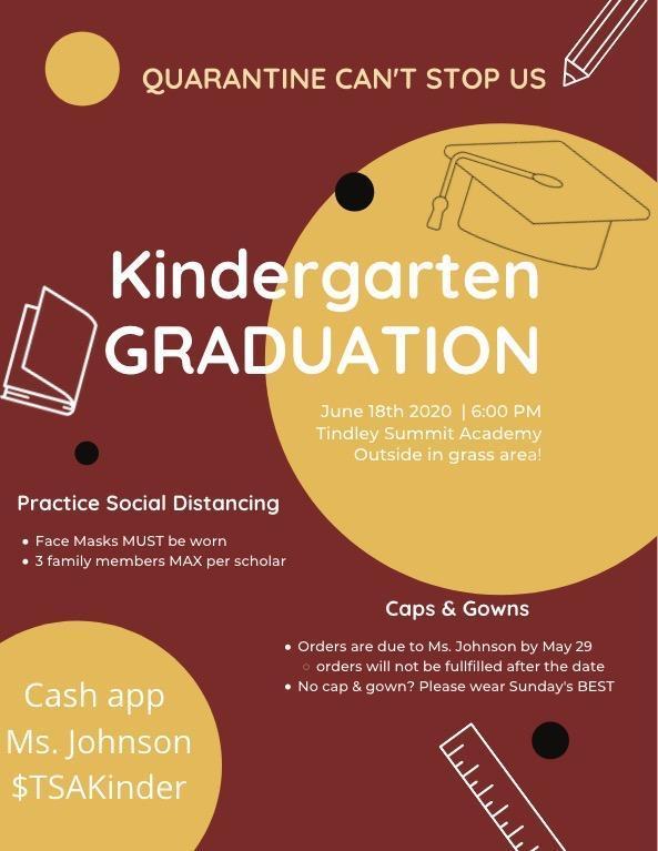 Summit Kindergarten Graduation Featured Photo