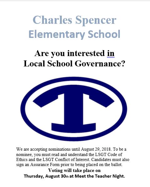 SCHOOL GOVERNANCE TEAM Featured Photo