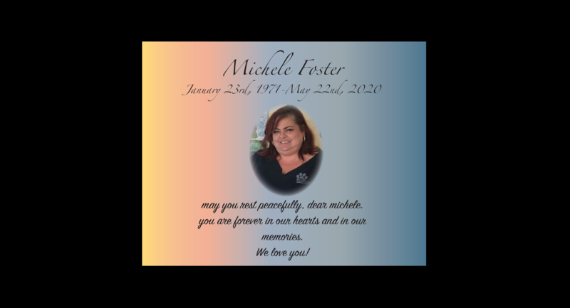 Go Fund Me for Michele Foster Thumbnail Image