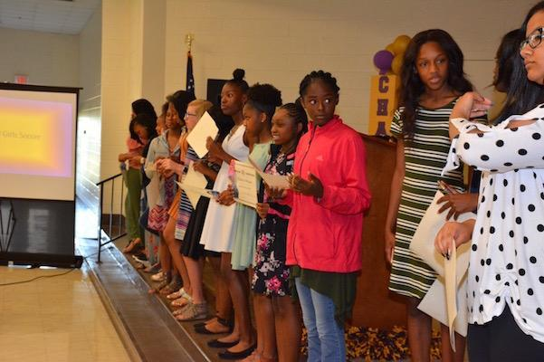 Track Boys and Girls Awards