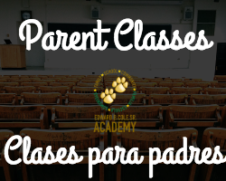November Parent Classes/ Clases para padres Featured Photo