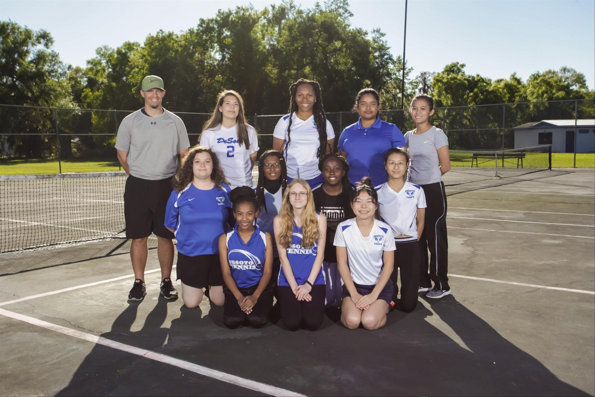 DHS Girls Tennis