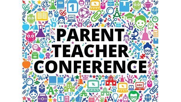 Parent - Teacher Conference poster