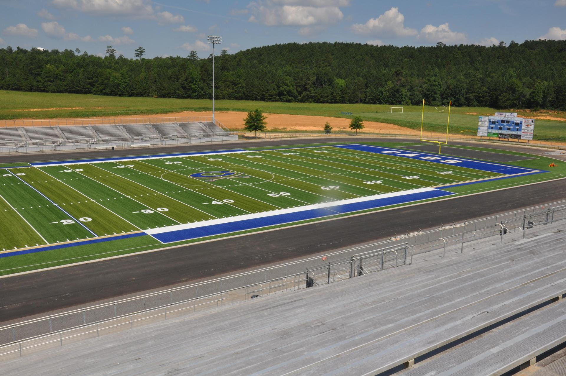 Cass High School Football Field