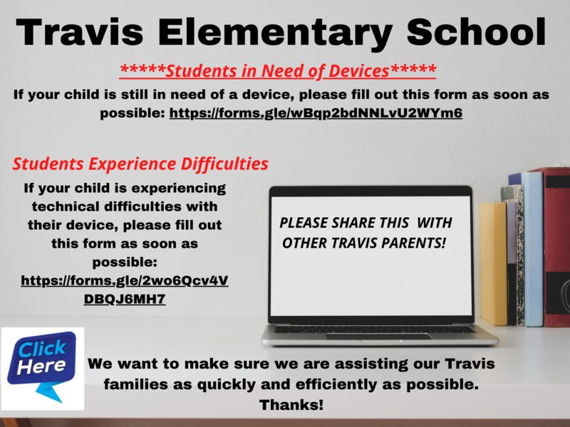 Students In Need of A Device Featured Photo