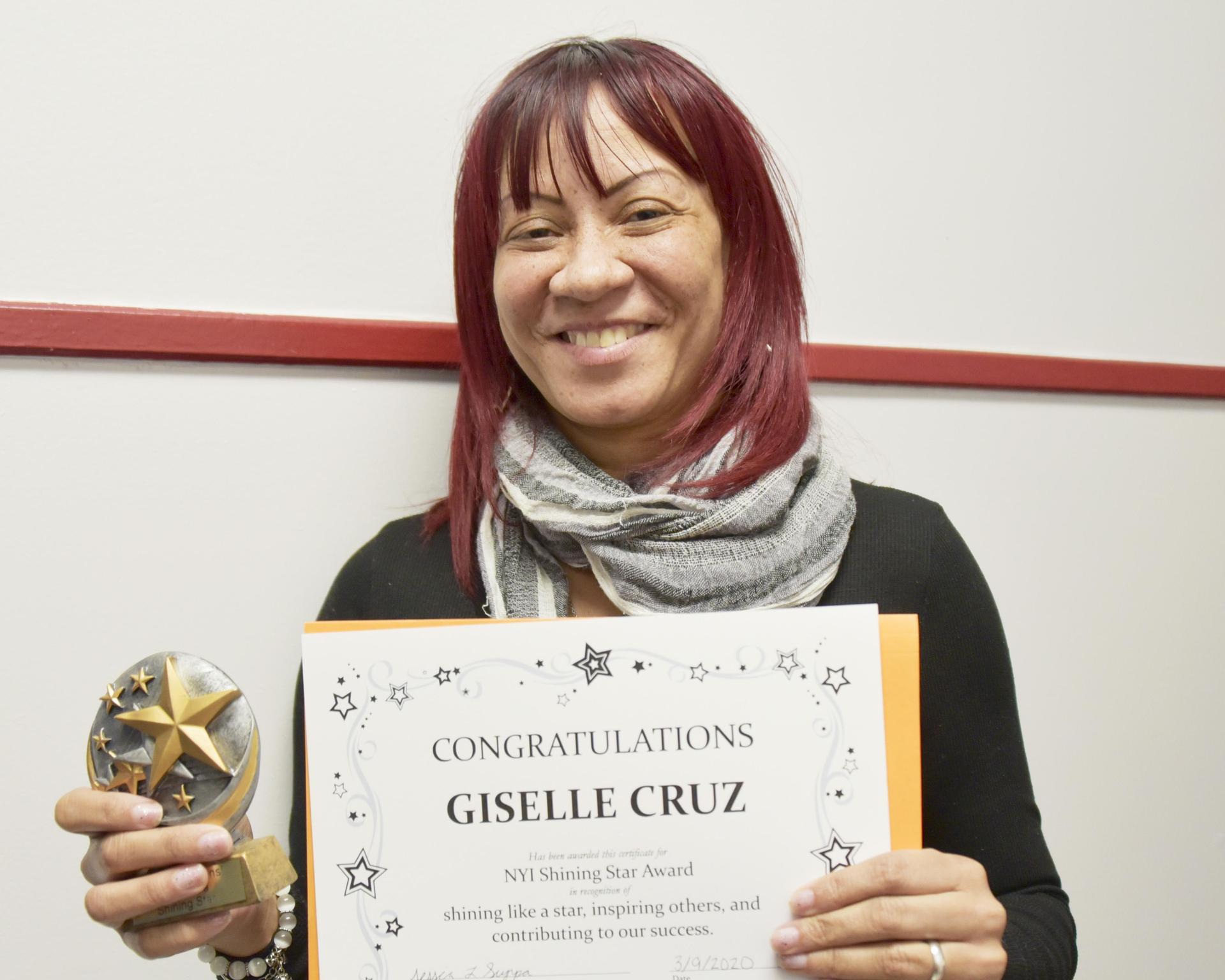 Giselle Cruz