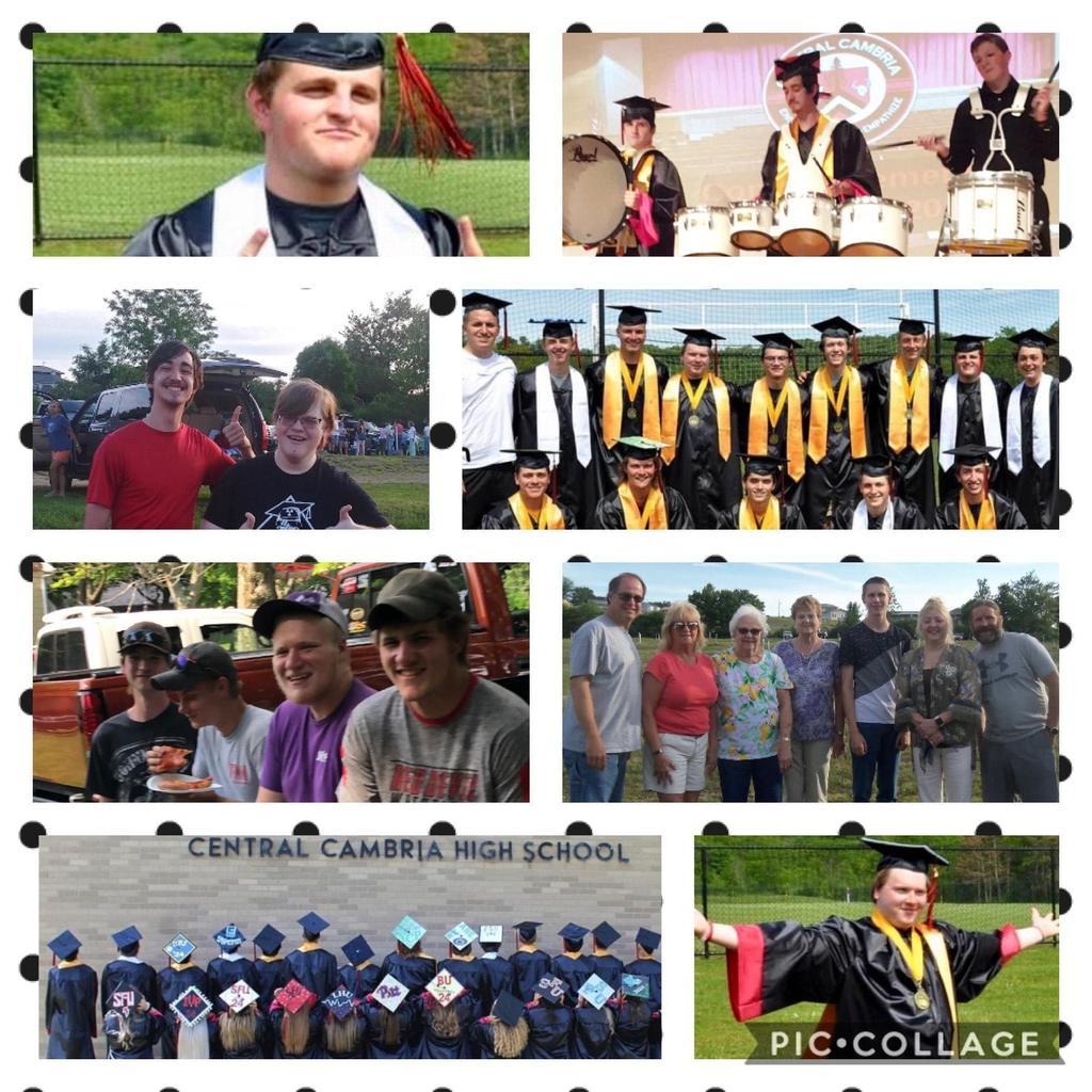 CCHS Graduation 2020 #7
