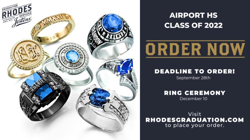 Jostens Ring Orders