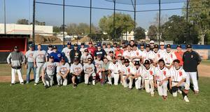 Alumni & current baseball players