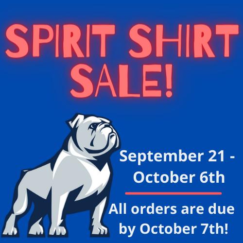 Spirit Shirt Sale Featured Photo